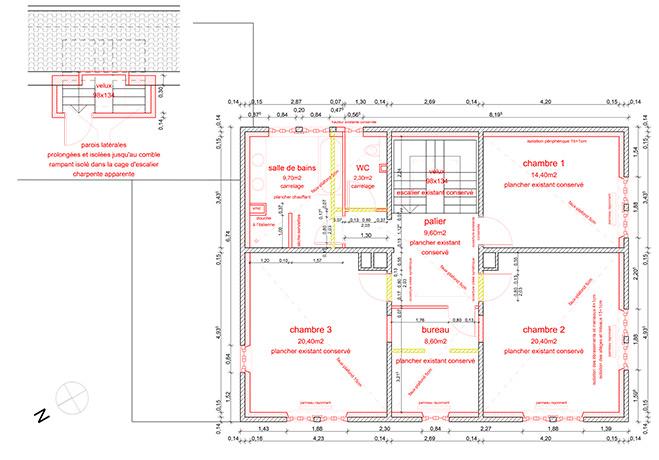 R novation maison 1 - Plan renovation maison ...
